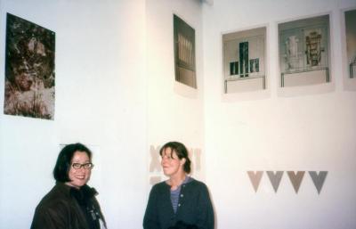 Ellen Katterbach & Brigitte Zarm