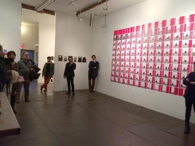 Artists' Talk: Sepideh Salehi and Kamran Teherimoghaddam