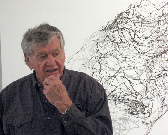 Hugh Williams, Artist's Talk