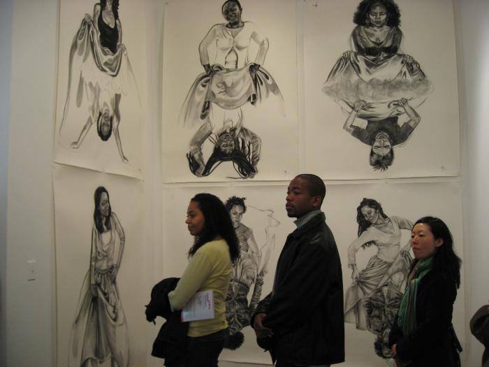 Nina Buxembaum, Artist's Talk