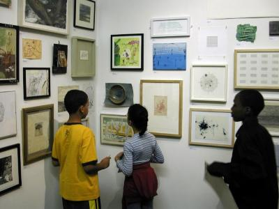 125 Works on Paper Benefit, 2006