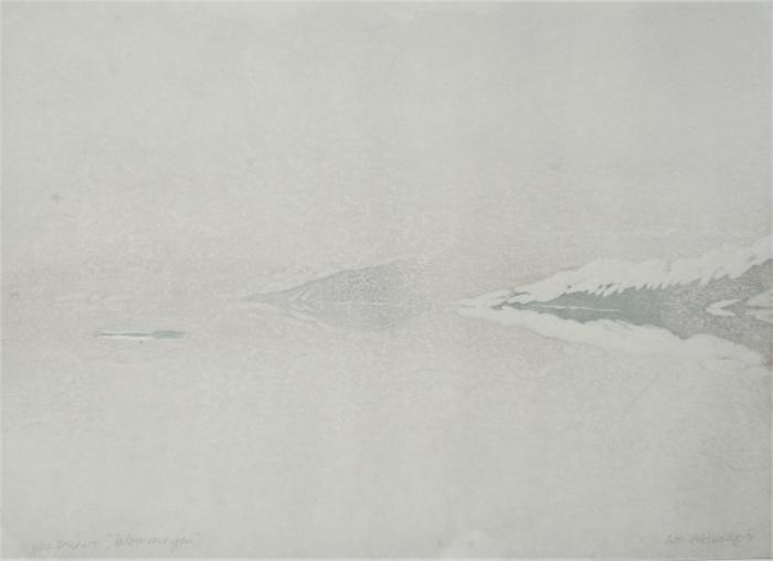 Karen Helga Maurstig, Winter Morning