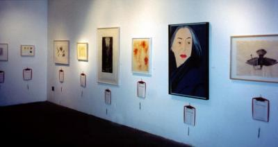 100 Works on Paper Benefit Exhibition, 2004