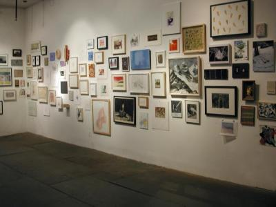 100 Works on Paper Benefit Exhibition, 2005