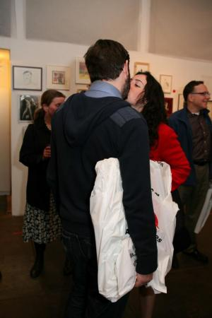 100 Works on Paper Benefit 2010