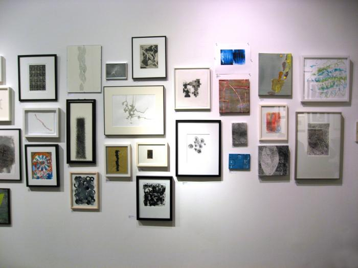 100 Works on Paper Benefit Exhibition, 2009