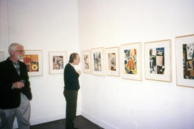 George Schroeder, Collages