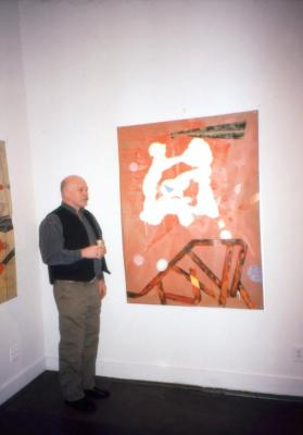 "David MacKenzie, ""Naked Singularity"""