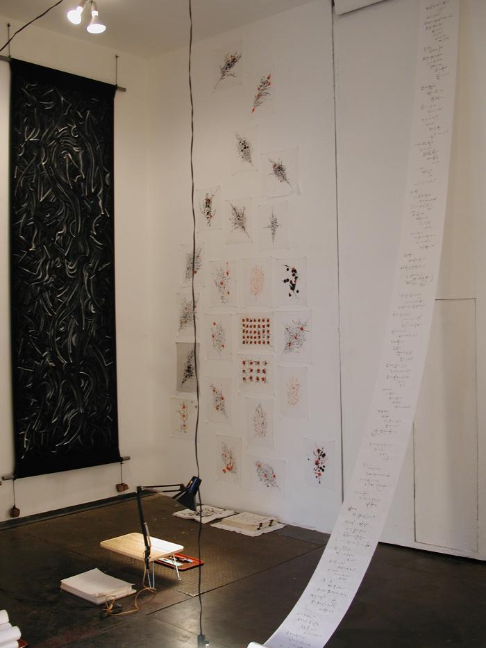 Kazuhiro Nishijima, Drawings from Japan