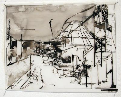 Elise Kaufman, On the Waterfront