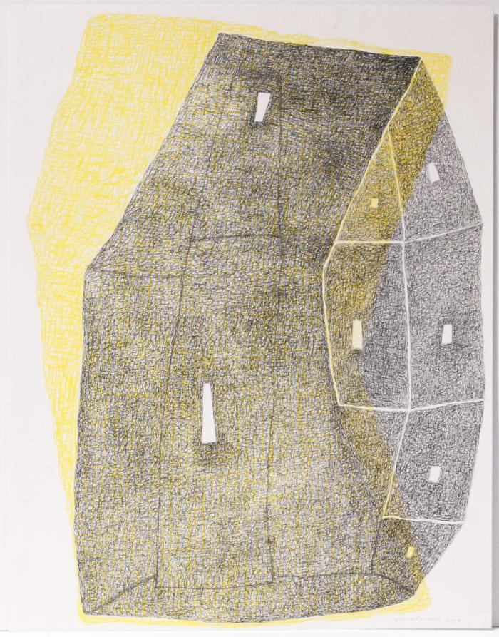 Untitled (Yellow House)