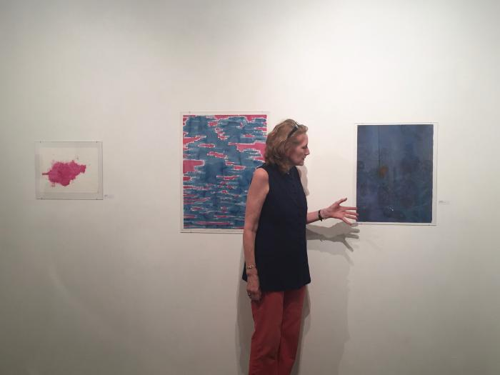 """Curator's Talk: Dita Amory, """"Mapping Spaces: Carte Blanche"""""""