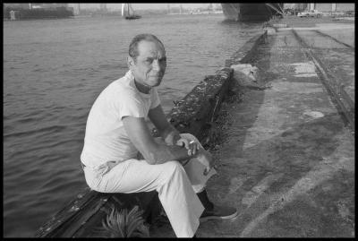 Janet Neuhauser, Jerry, Pier 12, 1987