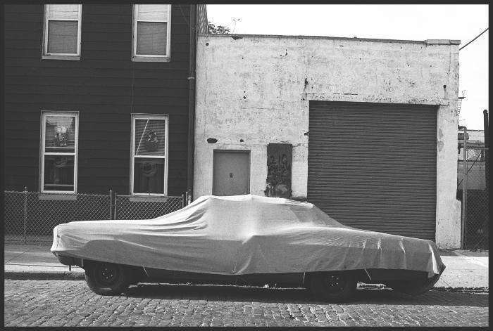Janet Neuhauser, Covered Ca, Conovoer Street, 1982